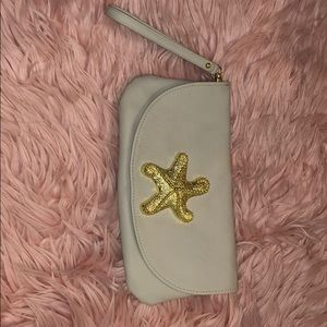 Adorable Starfish Clutch/Wristlet